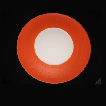 ASSIETTE ORANGE 30cm