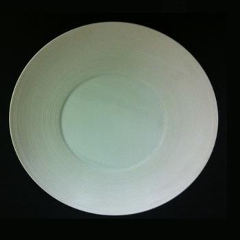 ASSIETTE STRIÉE 28cm