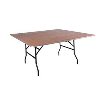 TABLE CARRÉE 150X150