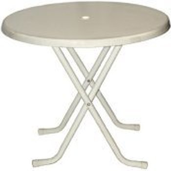 TABLE JARDIN 90CM DIAM.