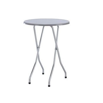 TABLE MANGE DEBOUT ROND