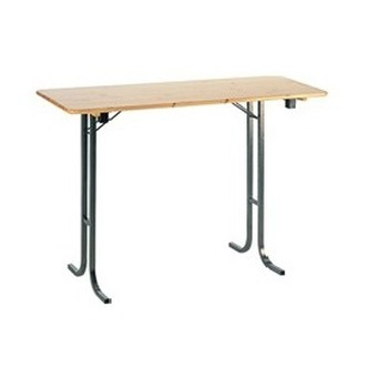 TABLE MANGE-DEBOUT RECTANGLE